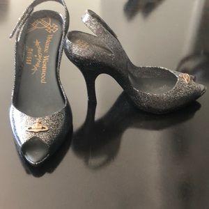 Vivienne Westwood + Melissa High heels